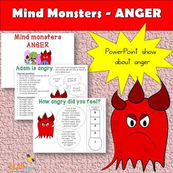 Mind Monster 'Anger' resource