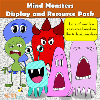 Mind Monster Display And Resource Pack By Elsa Support Tpt