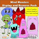 Mind Monster Display and Resource Pack