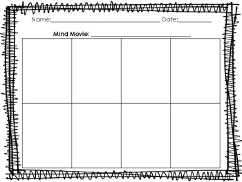 Mind Movie Storyboard Organizer