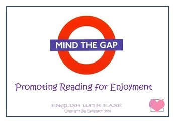 Mind The Gap: Reading activity booklet for Year 6 & 7 / Grade 5 & 6