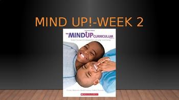 Mind Up! Week 2 Powerpoint