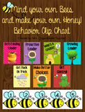 Mind your own Bees Behavior Chart