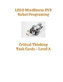LEGO MindStorm critical thinking EV3 Robot Challenge Task