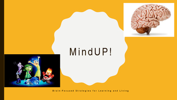 MindUp Curriculum for grades Pre-K-2  Powerpoint