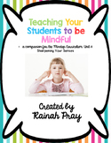 Mindful Learning Unit II- Sharpening Your Senses Printable