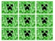 Minecraft Doubling Rule Card Game- Orton Gillingham
