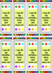 Mindful Activities - Growth Mindset Affirmation Bookmarks