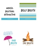 Mindful Breathing Cards!