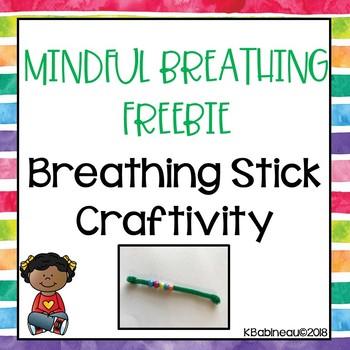 Mindful Breathing Freebie