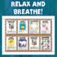 Mindful Breathing Posters and Pocket Cards