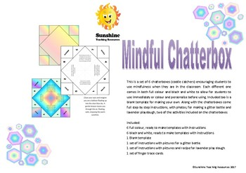 Mindful Chatterboxes
