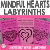 Mindful Hearts- Mindfulness Labyrinth (Maze) Activity