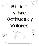 Mindful Learning Spanish Values Book & EDITABLE SMART doc