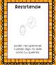 Mindful Learning Spanish Values Book & EDITABLE SMART doc