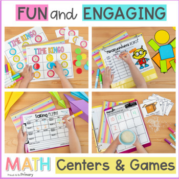 Mindful MATH Curriculum GROWING BUNDLE - 10 Units for Second Grade - 40% OFF NOW
