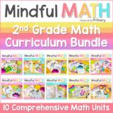 2nd Grade MATH Curriculum - Grade 2 Math Bundle - Homeschool