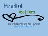 Mindful Matters Activity Set