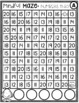 Mindful Maze Digital Task Cards Numbers 11-20 Numerals and Ten-Frames
