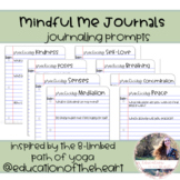 Mindful Me Journal Prompts
