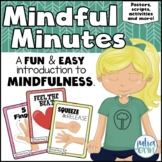 Mindful Minutes | Mindfulness Meditation | Classroom Management
