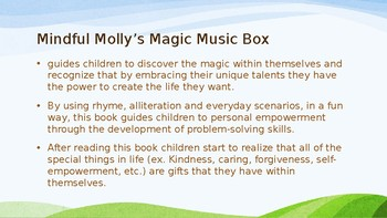 Mindful Molly's Magic Music Box