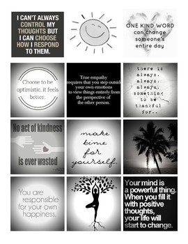 Mindful Quotes and Photos