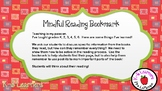 Mindful Reading Bookmark