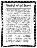 Mindful Word Search