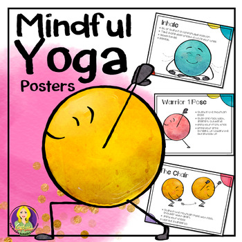 Mindful Yoga Posters