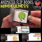 Mindfulness Activities Animated Fidget Flipper