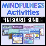 Mindfulness Activities Bundle (Save 20%!)