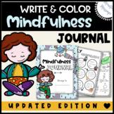 Mindfulness Activities {Mindfulness Journal}