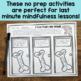 Mindfulness Activities - Puppy Mind