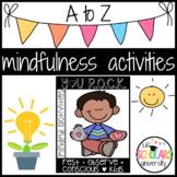 Mindfulness Activities for Preschoolers