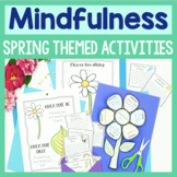 Mindfulness Activity Pack - Spring Themed