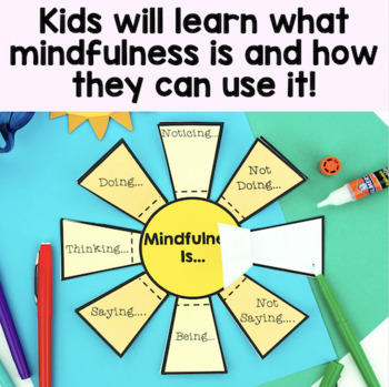 Mindfulness Activity Pack - Summer Themed