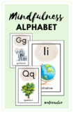 Mindfulness Alphabet Posters
