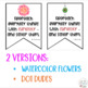 BUNDLE Mindfulness Banners and Bookmarks