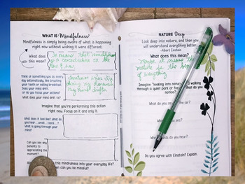 MINDFULNESS BELL RINGER JOURNAL