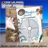 Mindfulness Bell Ringer Journal