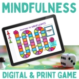 Mindfulness Board Game