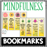 Mindfulness Bookmarks