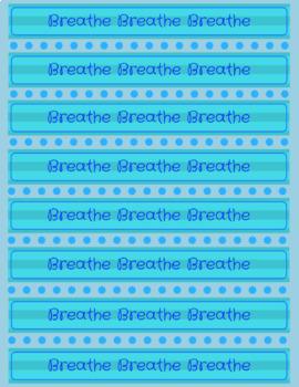 Mindfulness Bracelets