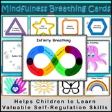 Mindfulness Breathing Activity Cards for Self-Regulation
