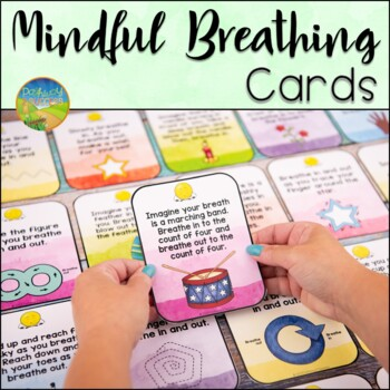 Mindful Breathing Exercises - Distance Learning and Google Classroom