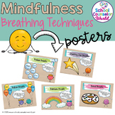 Mindfulness Breathing Posters
