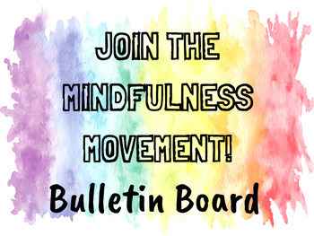 Mindfulness Bulletin Board