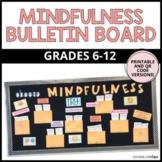 Mindfulness Bulletin Board