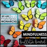 Mindfulness Bulletin Board | Spring Bulletin Board | Mindfulness Activity